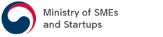 Ministry of SMEs and Startups Logo